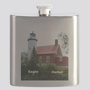Eagle Harbor Flask