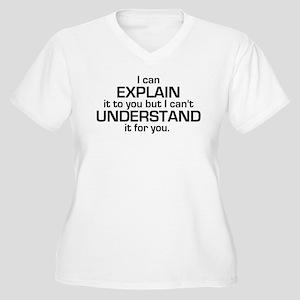 splaincp Plus Size T-Shirt