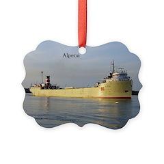 Alpena Ornament