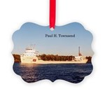 Paul H. Townsend Picture Ornament