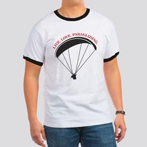 live love paragliding T-Shirt
