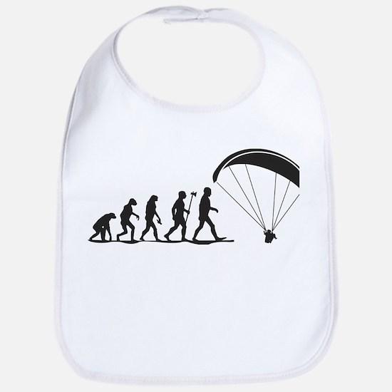 evolution paragliding Baby Bib