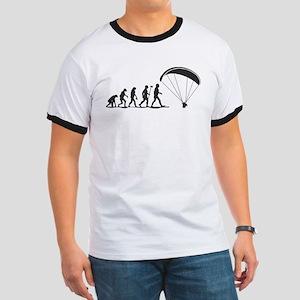 evolution paragliding T-Shirt