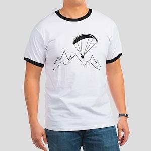 mountain paragliding T-Shirt