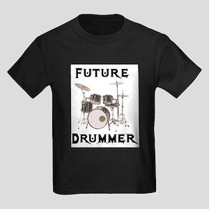 Future Drummer Kids T-Shirt