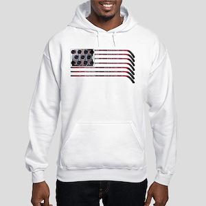 US Hockey Flag Sweatshirt