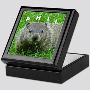 Phil Keepsake Box