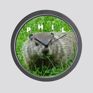 Phil Wall Clock