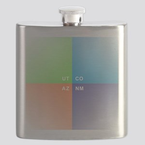 Four Corners - 4 Corners Flask