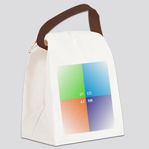 Four Corners - 4 Corners Canvas Lunch Bag