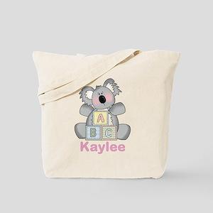 Kaylee's Sweet Koala Tote Bag