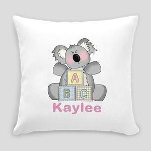 Kaylee's Sweet Koala Everyday Pillow