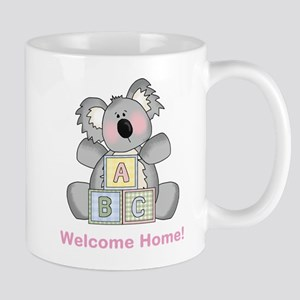 Welcome Home Koala Mug