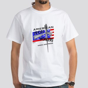 AMERICAN IRON WORKERS T-Shirt