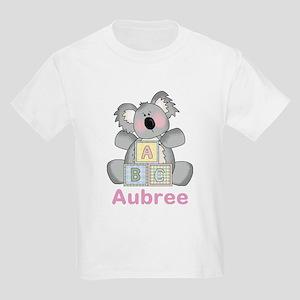 Aubree's Sweet Koala Kids Light T-Shirt