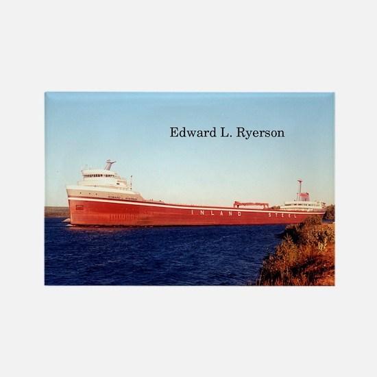 Edward L. Ryerson Inland Steel Magnets