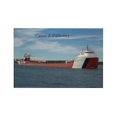 Cason J. Callaway Magnets
