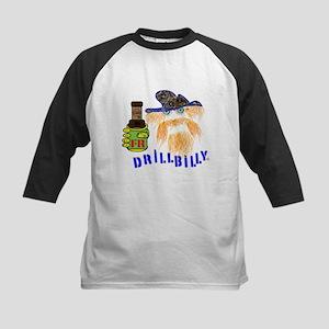 DRILLBILL BLUE Baseball Jersey
