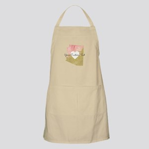 Personalized Arizona State Apron