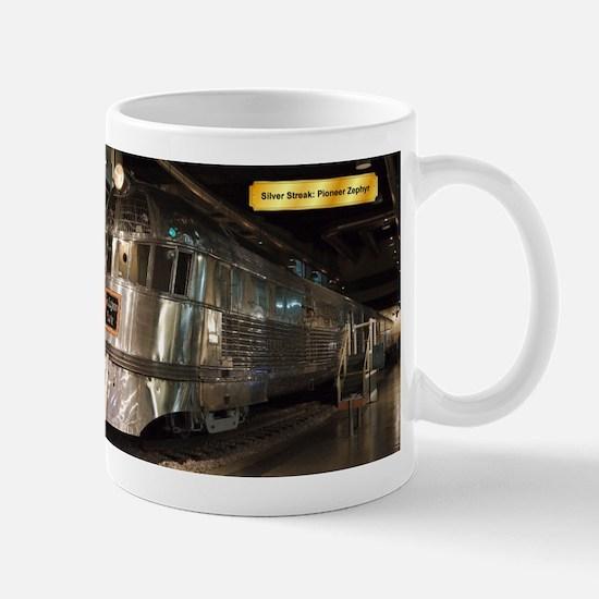 silver streak Mug