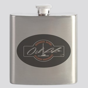 OIL LIFE Original Copyright Flask