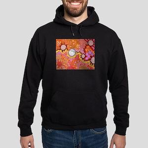 AUSTRALIAN ABORIGINAL ART Sweatshirt