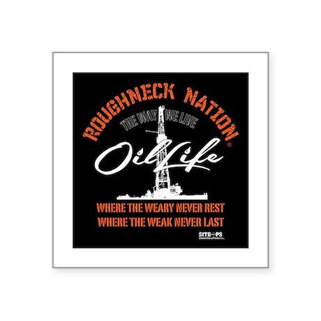 Oil life orange sticker by admin cp134567530