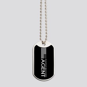 U.S. Flag & Fugitive Recovery Agent (Whit Dog Tags