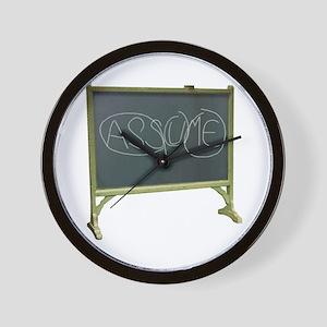 Odd Couple Wall Clocks - CafePress