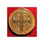Medal Of St. Benedict Sticker