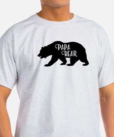Papa Bear - Family Collection T-Shirt