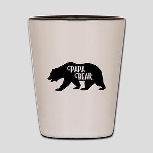 Papa Bear - Family Collection Shot Glass