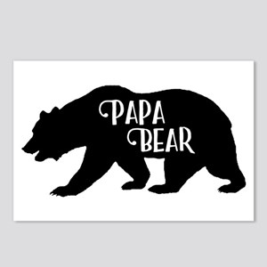 Papa Bear - Family Collec Postcards (Package of 8)