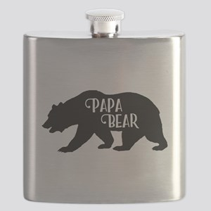 Papa Bear - Family Collection Flask