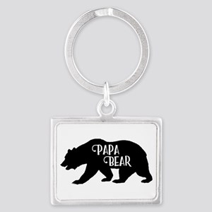 Papa Bear - Family Collection Keychains
