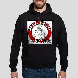 Official Old Fart - Beer Sweatshirt