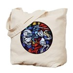 Lithuanian Vytis Coat of Arms Tote Bag