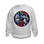 Lithuanian Vytis Coat of Arms Kids Sweatshirt