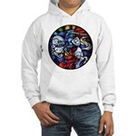 Lithuanian Vytis Coat of Arms Hooded Sweatshirt
