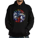 Lithuanian Vytis Coat of Arms Hoodie (dark)