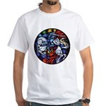 Lithuanian Vytis Coat of Arms White T-Shirt