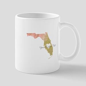 Personalized Florida State Mugs