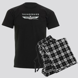 T Bird Emblem_embossed_1_blk Pajamas