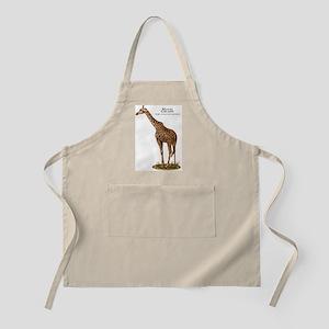 Masai Giraffe Apron