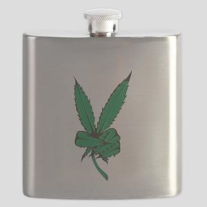 Potleaf Flask