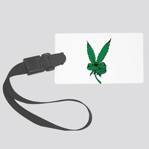 Potleaf Luggage Tag