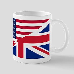 America And Britain Mugs
