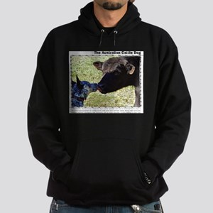 Kissing Cow Sweatshirt