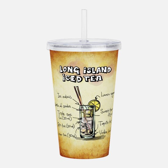 Long Island Iced Tea ( Acrylic Double-wall Tumbler