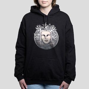 Winter Frost Goddess Sweatshirt